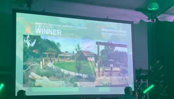 AWARD WINNER   Master Landscapers of SA