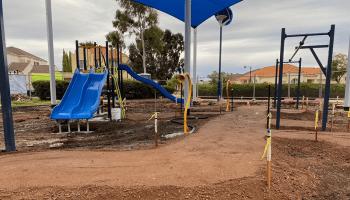 Parkview Drive Mawson Lakes Playground renewal